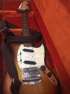 Fender Mustang 1972