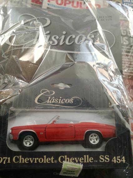 Autos Clásicos Colección Chevrlet Chevelle 1971