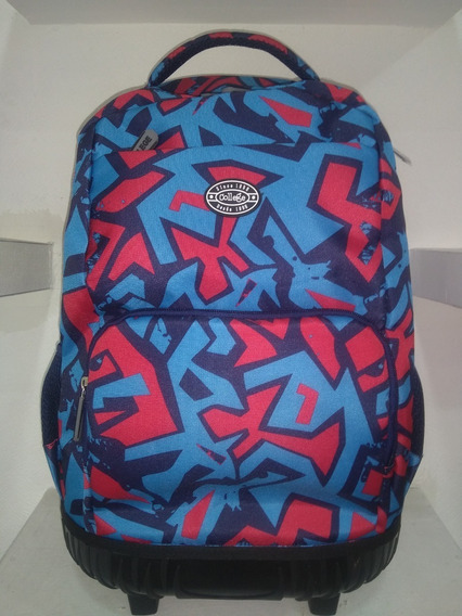 Mochila Everlight College Con Carro
