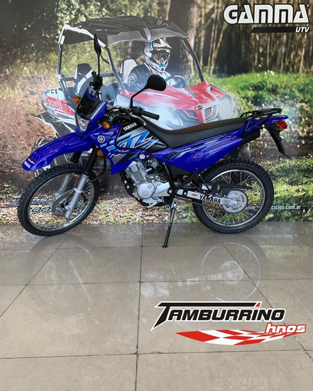 Yamaha Xtz 125 Okm Tamburrino Motos