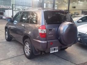 Chery Tiggo 2.0 Confort 2011 $67.000km Gris Muy Buena! (ig)
