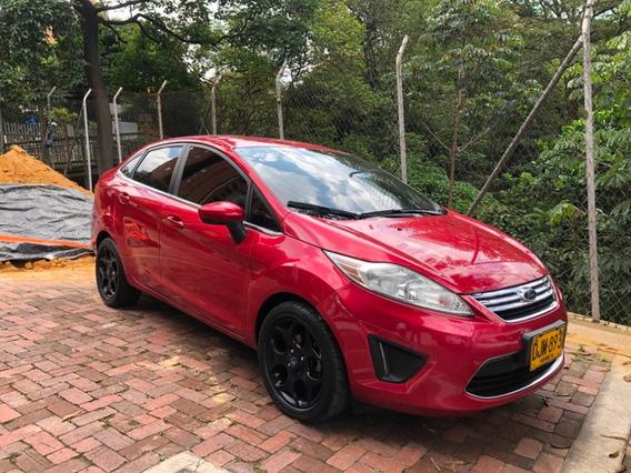 Ford Fiesta At 1.6l