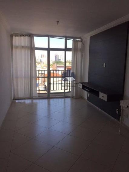 Apartamento A Venda No Bairro Centro Em São José Do Rio - 2017744-1