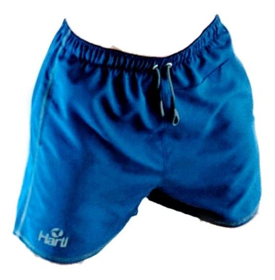 Id457 Hartl Pantalon Corto Short Fitness Running Tendencia