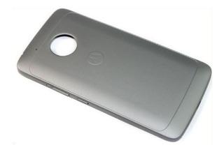 Tampa De Plástico Traseira Bateria Motorola Moto G5 Xt1677