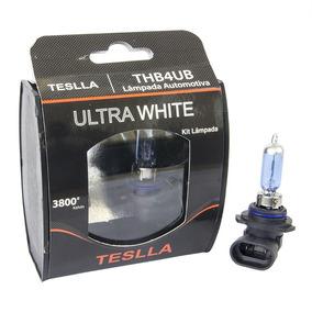 Kit Com 2 Lâmpadas Halógenas Hb4 - Ultra Branca