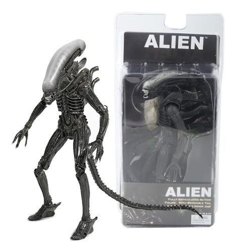 Alien Xenomporph Figura Neca Articulada De Coleccion