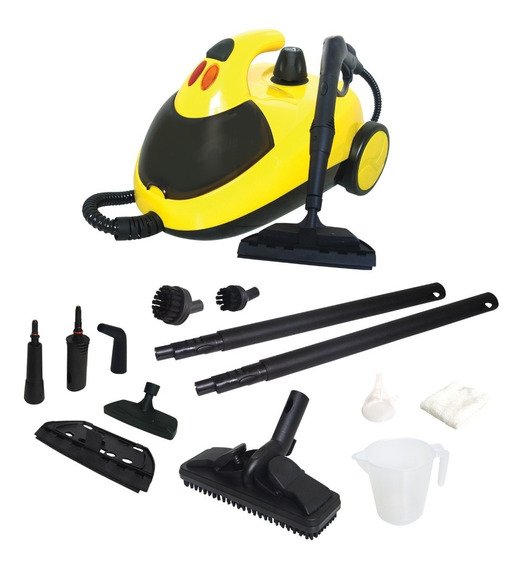 Vaporizador E Higienizador Vapor Clean 1.500w + Acessórios