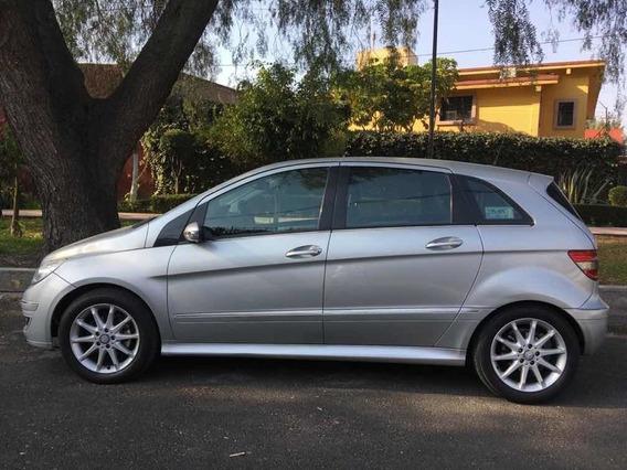 Mercedes-benz Clase B Turbo Confort Aut Aa