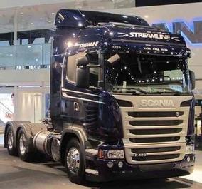 Scania Rh 480 Tractor 4x2oferta