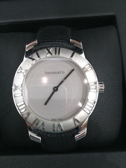 Relógio Tiffany & Co. Atlas Em Prata