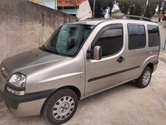 Fiat Doblô 1.6 16v 2002 7 Lugares