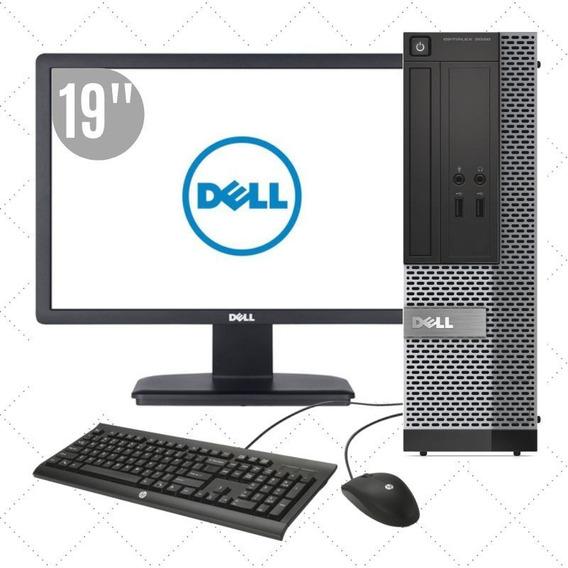 Pc Completo Dell I5, Hd500 Tela Led 19