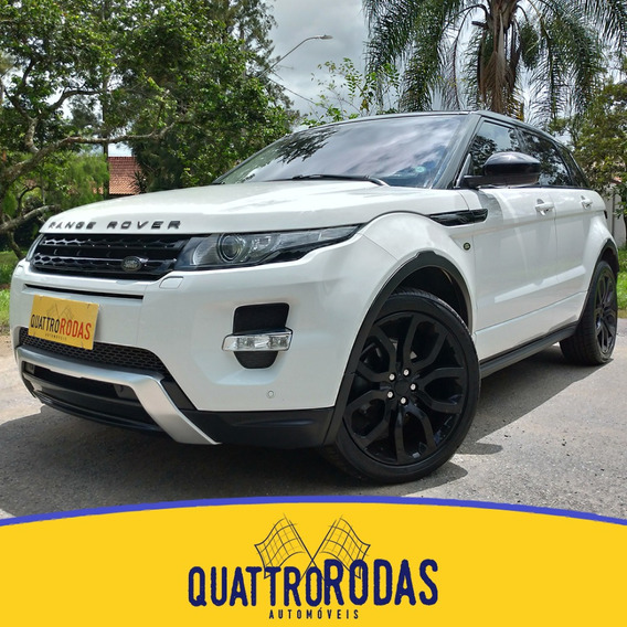 Land Rover Evoque - 2014/2015 2.0 Dynamic 4wd 16v Gas Aut