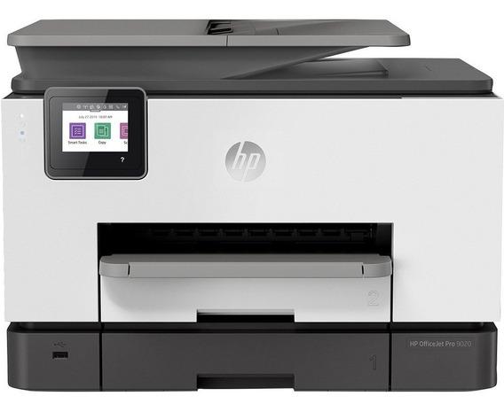 Impressora Multifuncional Hp Officejet Pro 9020 - Bivolt