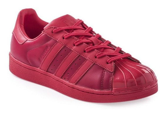 adidas Superstar Glossy Toe W Cod6033 (us7) (uk5,5)