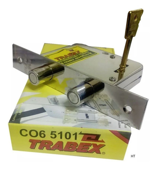 Cerrojo Trabex 5101 De 6 Combinaciones