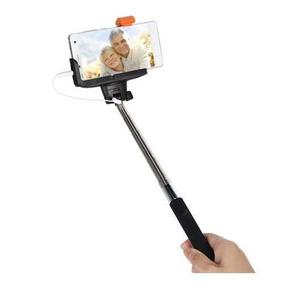 Bastão Selfie Z07 Bluetooth Branco Monopod