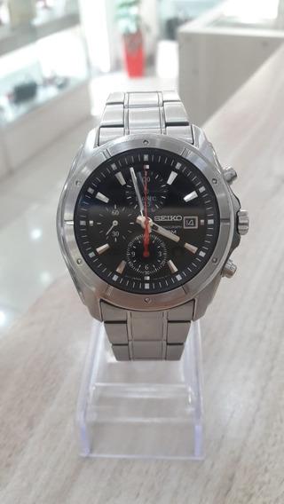 Relógio Seiko Aço Inoxidável Resistente A Agua Fenixstore