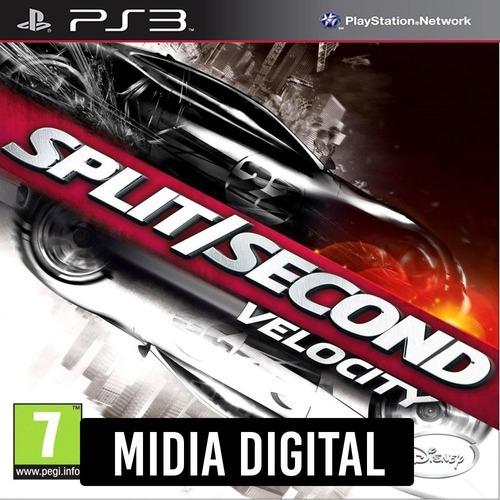 Ps3 Psn* - Split Second