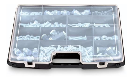 Estojo C/ Divisória Organizador Master Case 8003