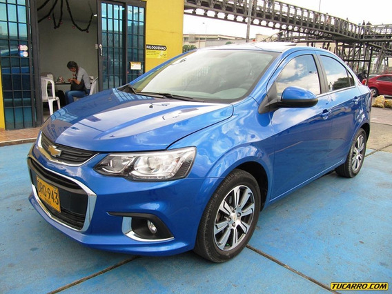 Chevrolet Sonic 1600cc At Aa