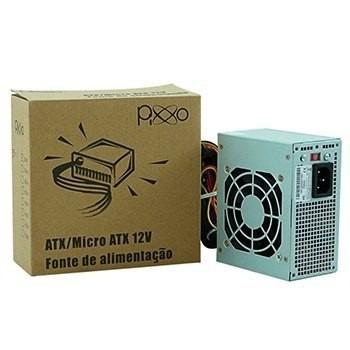 Mini Fonte Pixxo Pl-200rnf00 200w 20+4p Sfx - Pixxo Pl-200r