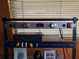 Alesis Powertrip-8 Power Conditioner Tipo Furman