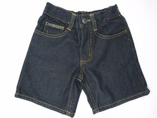 Bermuda Jeans Infantil U. S. Polo Assn. Tamanho 2 Anos