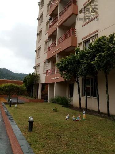 Apartamento Residencial À Venda, Jardim Santa Genoveva, Guarujá. - Ap0261