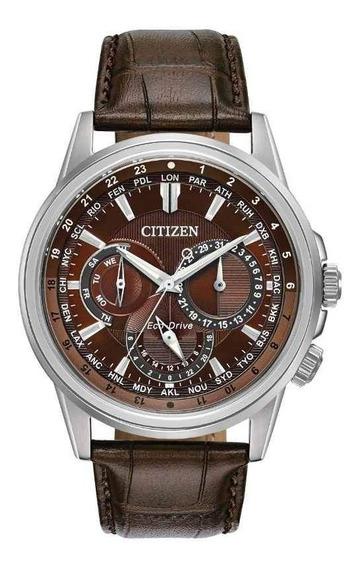 Reloj Citizen Ecodrive 61065 Chocolate