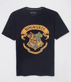 Camisa Harry Potter Unissex