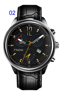 Relógio Finow X5 Air Android 5.1 Interativo Wifi Gps Sku160