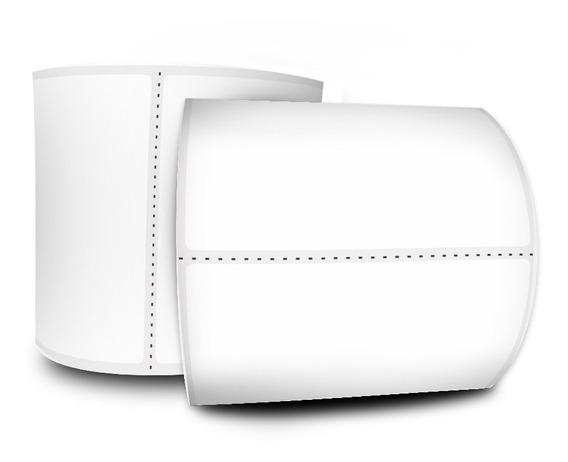 Kit Etiqueta 10x15cm Mercado Envios 20 Rolos + 11 Ribbons