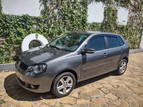 Imagem 1 de 8 de Volkswagen Polo 2013 1.6 Vht Sportline Total Flex 5p