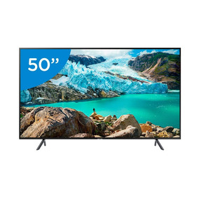 Smart Tv Led 50 Polegadas Samsung 50ru7100 Ultra Hd 4k