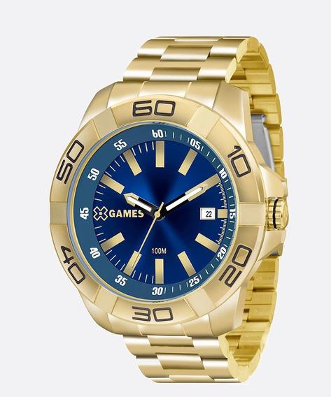 Relógio Masculino Xgames Xmgs1020 D1kx