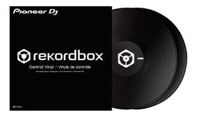Rekordbox Time Code O Par Preto Novo Lacrado