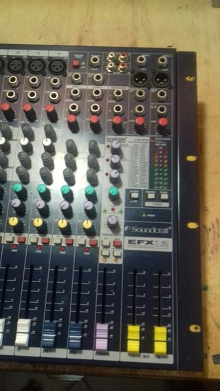 Messa Soundcraft Efx 12