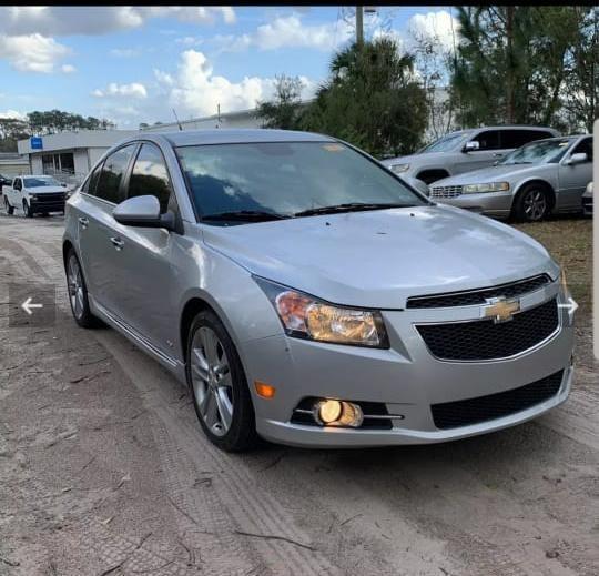 Chevrolet Cruse Rlz Rs Americano
