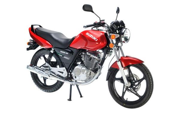 Suzuki En 125 2a !! - Km8motos