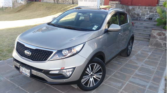 Kia Sportage 2016 Ex Pack 2.0 At