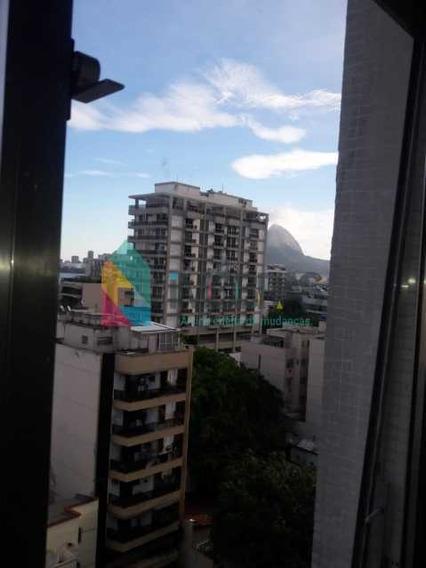 Apartamento De 3 Quartos No Jardim Botânico Com Vista Para Lagoa E O Cristo - Cpap30926