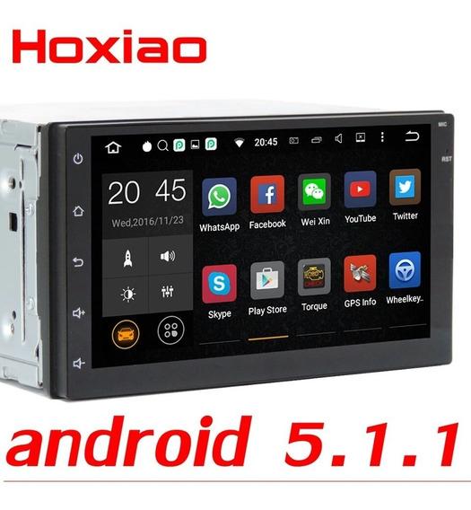 Central Multimidia Androis 4.4.4 Quadcore 16 Gb Wifi