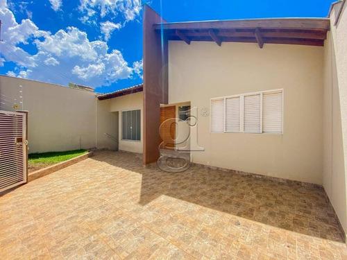 Imagem 1 de 15 de Casa À Venda, 199 M² Por R$ 390.000,00 - Jardim Portal Dos Pioneiros - Londrina/pr - Ca0315
