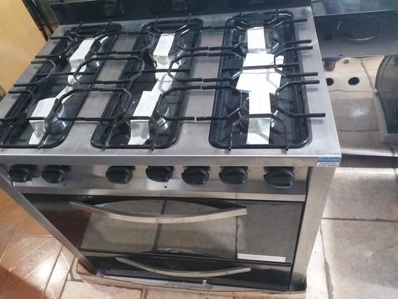 Cocina Motta Pro 900 De 6 Hornallas