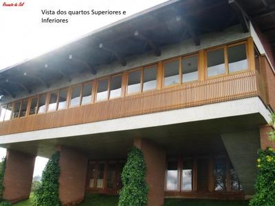 Residência De Altíssimo Padrão No Alto Da Serra! - C1919a