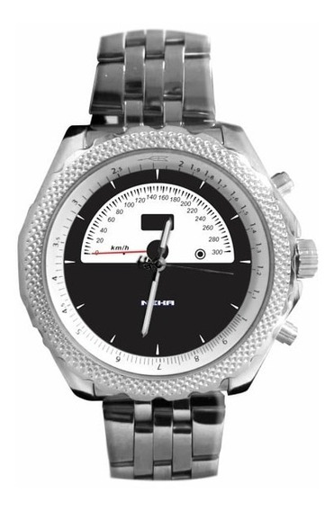 Relógio Masculino Velocímetro Marea Turbo 5276