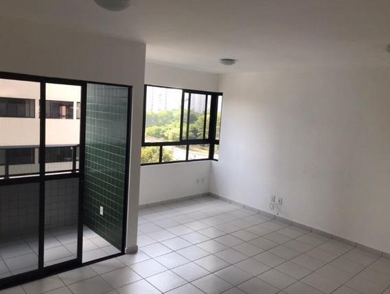 Apartamento Em Torre, Recife/pe De 89m² 3 Quartos À Venda Por R$ 500.000,00 - Ap280655