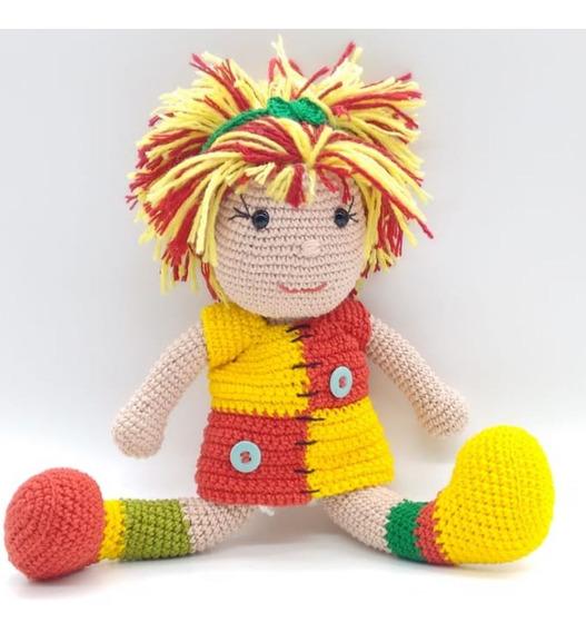 Vestido da Emília #BonekdeCrochê – Bonek de Crochê | 568x527